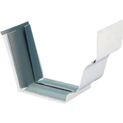 Spectra Metals 5 In. Aluminum Slip-Joint Gutter Connection