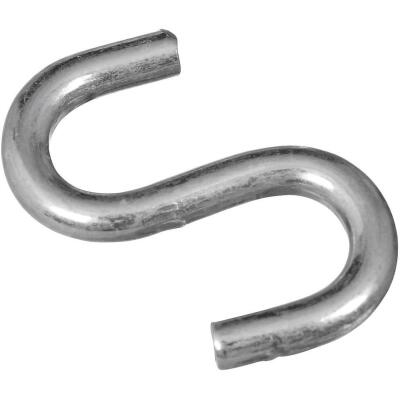 National 1-1/2 In. Zinc Heavy Open S Hook (4 Ct.)