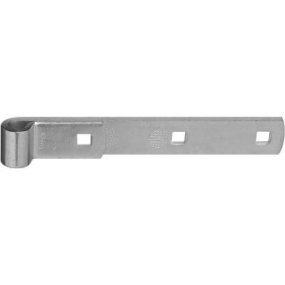 National 8 In. Zinc Hinge Strap