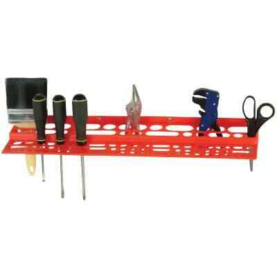Flambeau 24 In. Plastic Hand Tool Rack