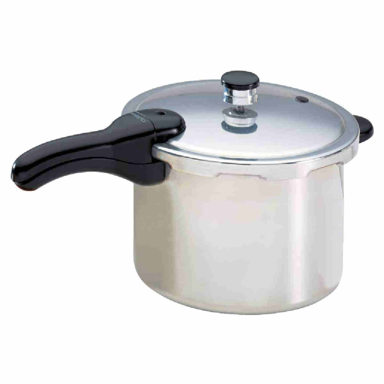 Presto 6 Qt. Aluminum Pressure Cooker Image 2